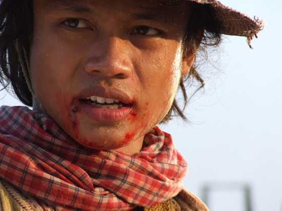 Dynamite Warrior Movie Image Dan Chupong  2