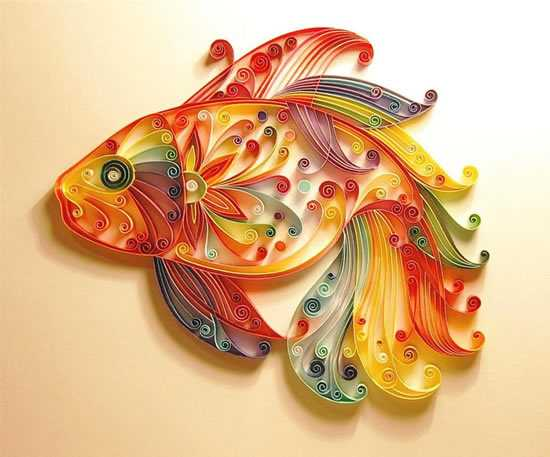 Quilling-Art