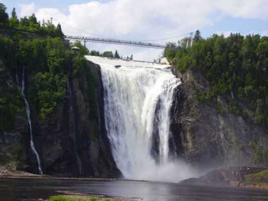 Montmorency Falls 01
