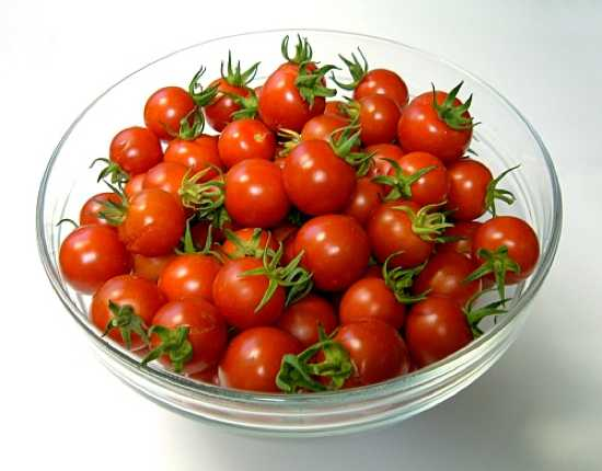 Cherry Tomatoes  62416 Zoom