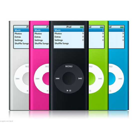 New Ipod Nano A Triumph  709601074B