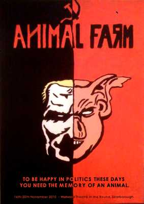 Animal Farm Poster