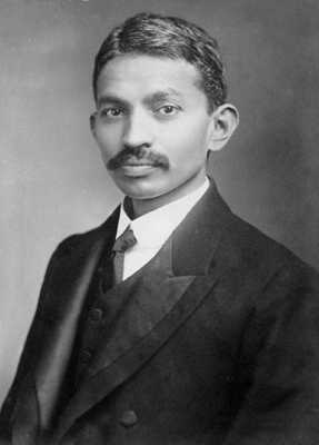 Gandhi London 1906