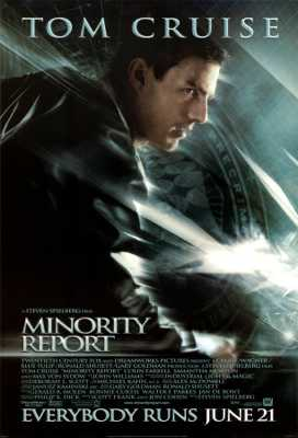 Minority Report Poster