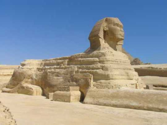 Sphinx-Egypt