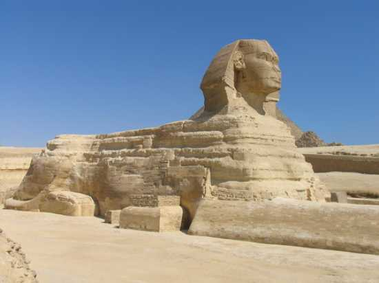 Sphinx-Egypt