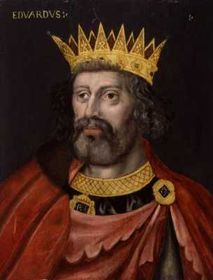 King Edward I Longshanks
