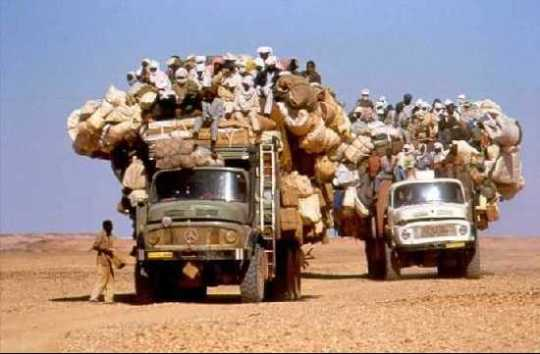 Transport Libya