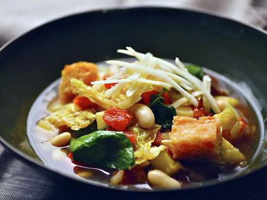 Vegetarian Ribolita Lg