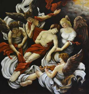 An-Allegory-Of-Death-Nathalie-Chavieve