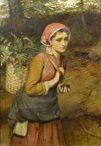 415Px-Charles Sillem Lidderdale The Fern Gatherer 1877