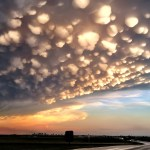 Mammatus Clouds 5
