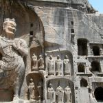Longmen Caves1