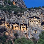Lycian Tombs1