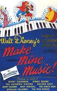 Make Mine Music Poster