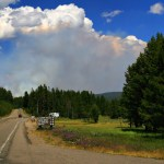 Yellowstone Wildfires