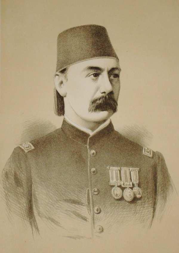 Valentine Baker Pasha