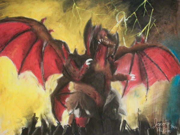 Destroyah By Pink12301-D4Ya1Ge