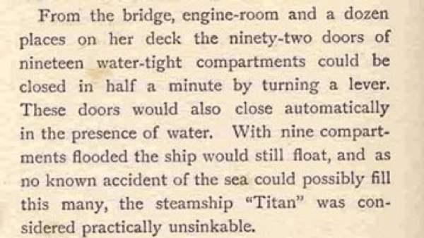 Titan Paragraph