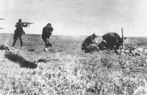 Ukraine 1942 jewish action ivangorod