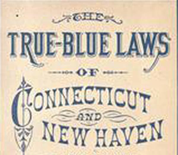 Bluelaws
