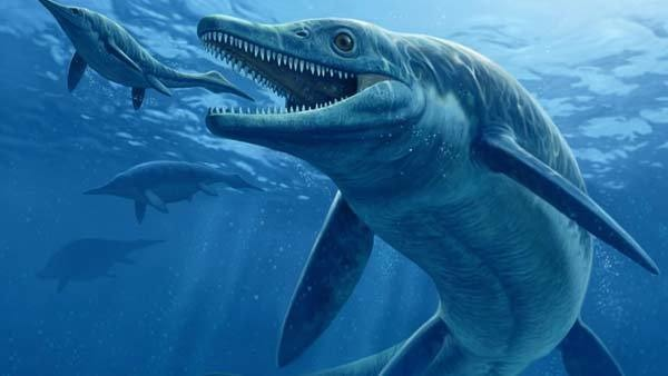 Giant Prehistoric Sea Creatures 10 Terrifying P...