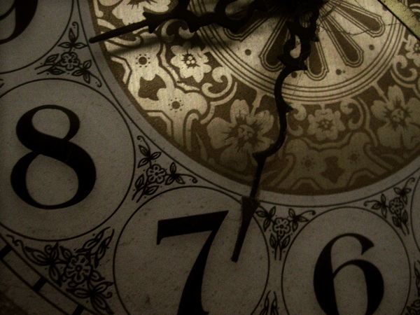 The Clock By Victorian Sentiments