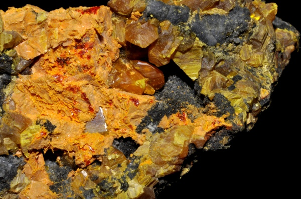 Orpiment Et Re?algar (Usa)