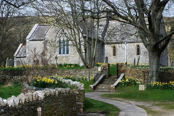 Tyneham-England