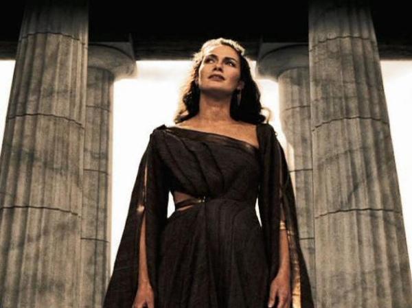 300 Artemisia Fire Battle Costume  Womens TVMovie Costumes