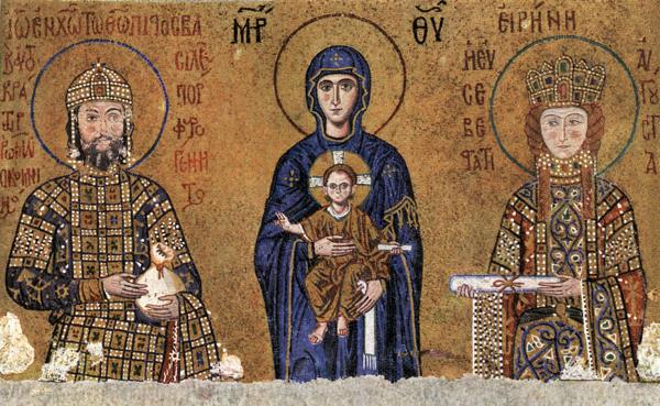 Haghia Sophia Virgin Irene John2