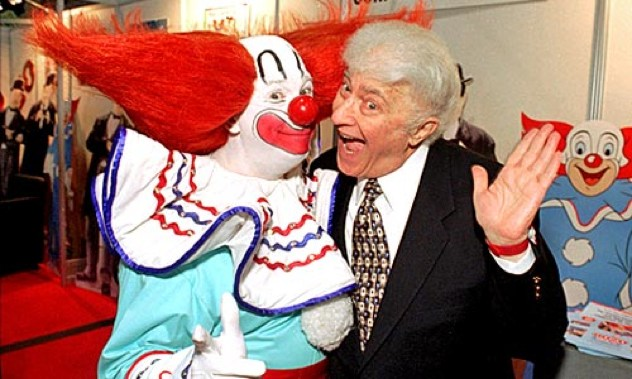 Bozo Larry Harman