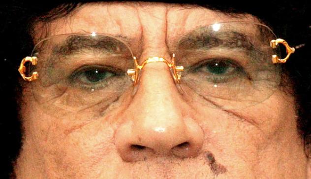 In+Profile+Muammar+Al+Gaddafi+Rklg5Zxgaccl