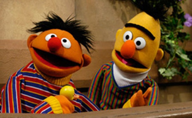 Bert And Ernie
