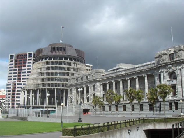 New Zealand Parliament Buildings