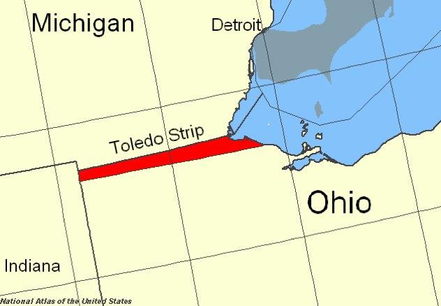 Toledo Strip