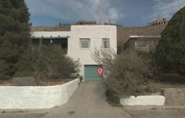 El-Paso Patterson House