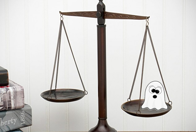 Ghost in a Scale