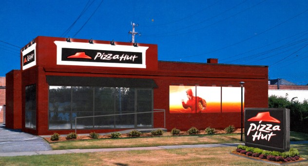 pizzzzzza hut
