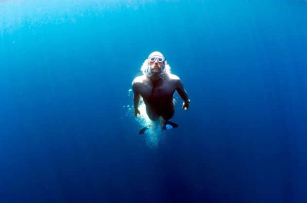 Freediving - Guillaume Nery Prepares for World Record Attempt