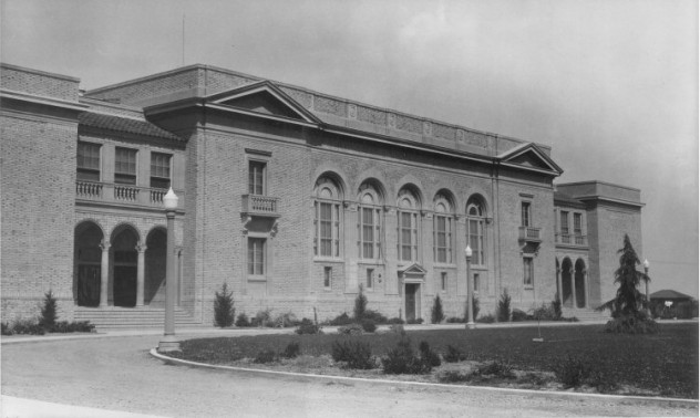 KUHS-Main-Building-circa-1930