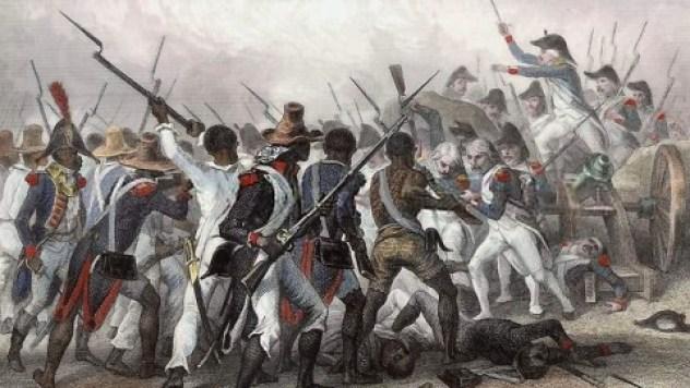 A Revolução Haitiana (1804)