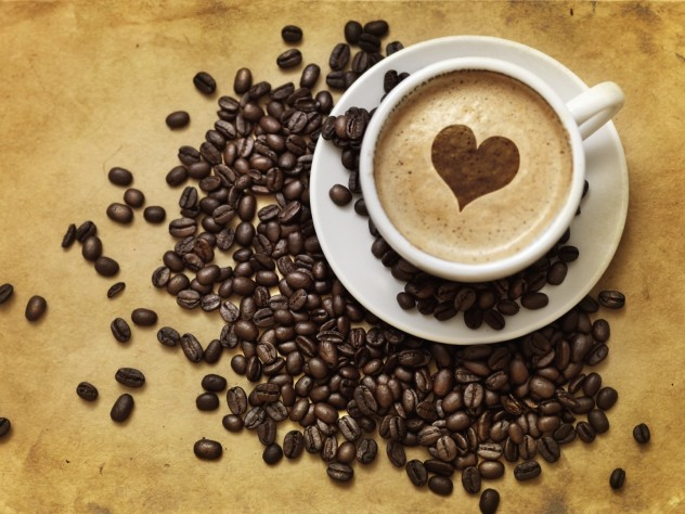 Love coffe