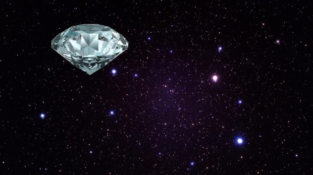 Diamond Planet Space