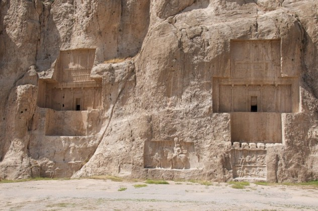Tombs of the Persian Kings
