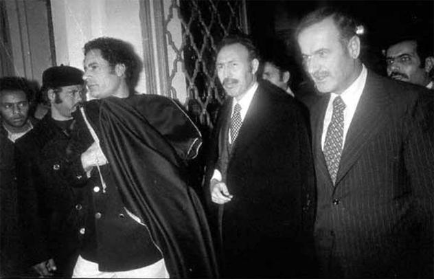 1- gadhafi