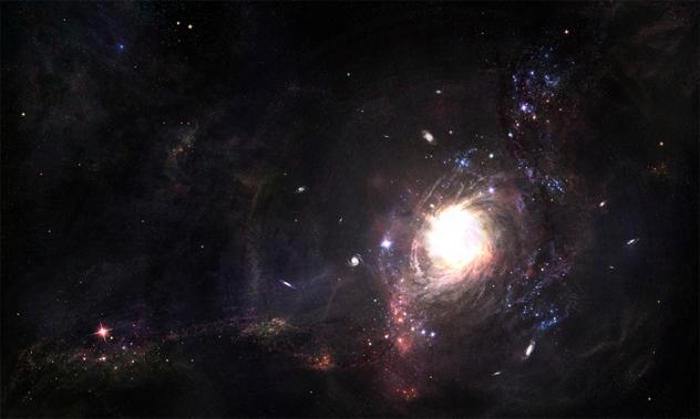6- galaxy