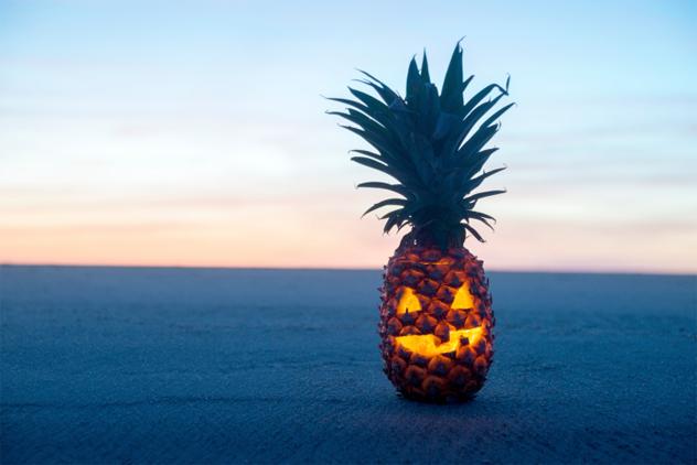 10- pineapple