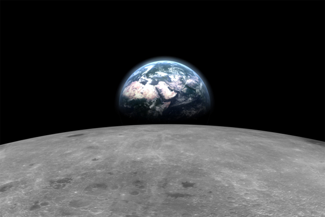 4- moon