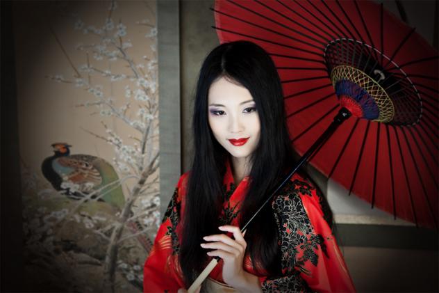 9- geisha